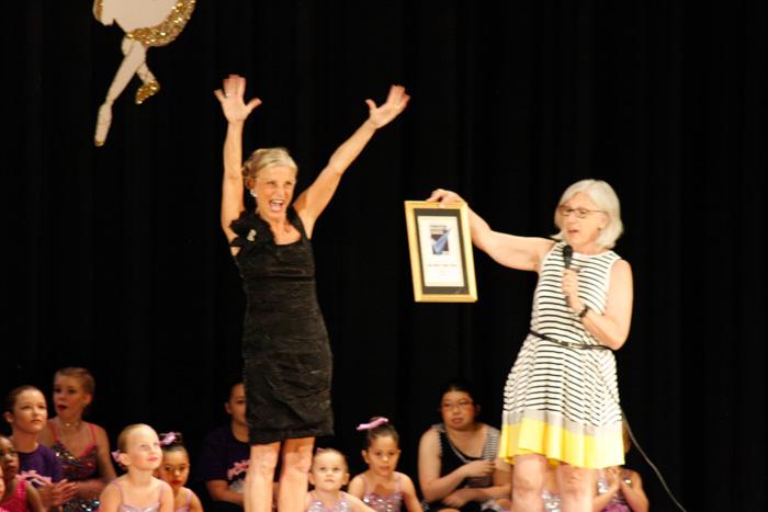Miss Cindy's Dance Studio receives 2016 Gwinnett Readers Choice Award