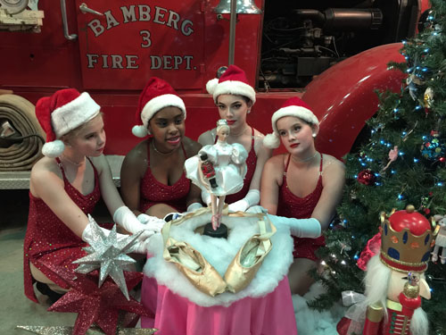 Miss Cindy's Dance Company Duluth Train Museum 5